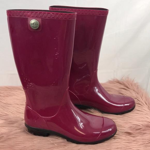 baa3beb9680 UGG Shoes - UGG Women s Shaye Rain Boots